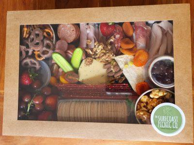 Regional Grazing box