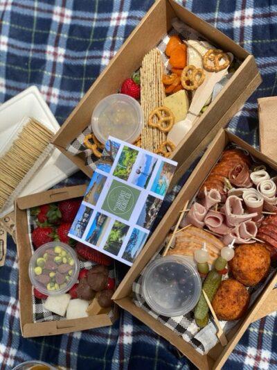 picnic set up